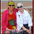 Happy 84th Birthday Mom by CrismanArt