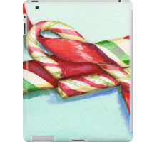 Candy Canes iPad Case/Skin
