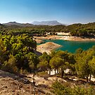 Sunny Day in El Chorro. Spain by JennyRainbow