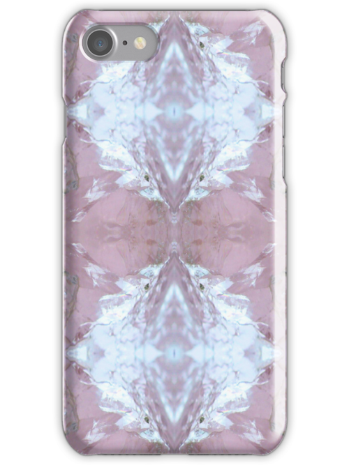 Pink Crystal Kittens (Rose Quartz) by Stephanie Bateman-Graham
