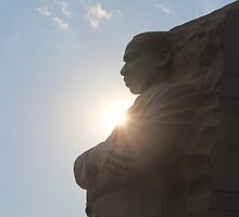 Martin Luther King by Trish Nicholas