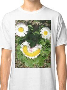 Happy Daisies Classic T-Shirt