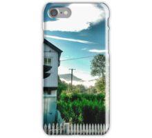 Blair Atholl Signal Box iPhone Case/Skin