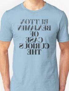 SCRIPT / the curious case of benjamin button T-Shirt