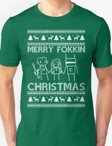 Chappie Christmas T-Shirt