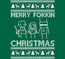 Chappie Christmas T-Shirt