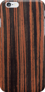 Wooden iphone case by mikath