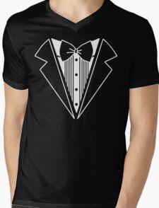 Tudexo - Suit Mens V-Neck T-Shirt