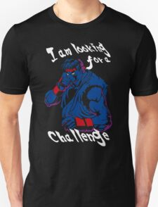 Ryu A New Challenger Unisex T-Shirt