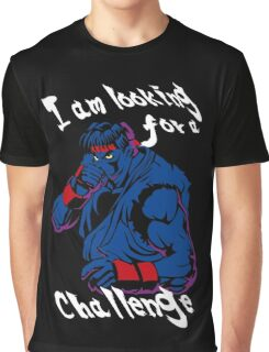 Ryu A New Challenger Graphic T-Shirt