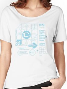 ODE #01 Women's Relaxed Fit T-Shirt