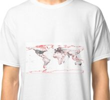 The earth Classic T-Shirt