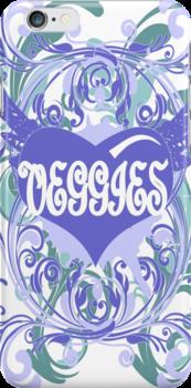 Veggies Heart by veganese