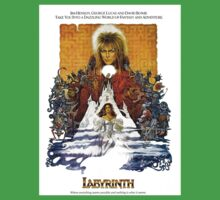 Labyrinth Kids Tee