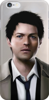 Castiel Angel of the Lord by Caim