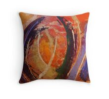 """Wings of Change"" Throw Pillow"