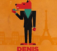 Denis (LE LOUP-GAROU) by Marco Recuero