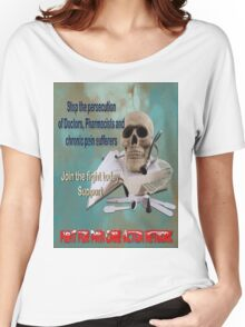 Protest tee 4 Women's Relaxed Fit T-Shirt