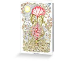 Florabundance Greeting Card