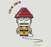 Devo Bots 001 T-Shirt