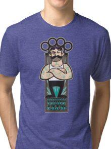 Victorian Fight Club Tri-blend T-Shirt
