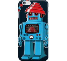 Devo Bots 002 iPhone Case/Skin