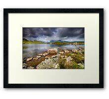Rannoch Moor  Scotland Framed Print
