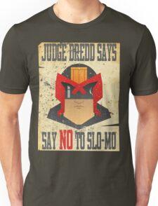 Dredd Slo-Mo Tee Unisex T-Shirt