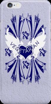 Vegetarian by veganese