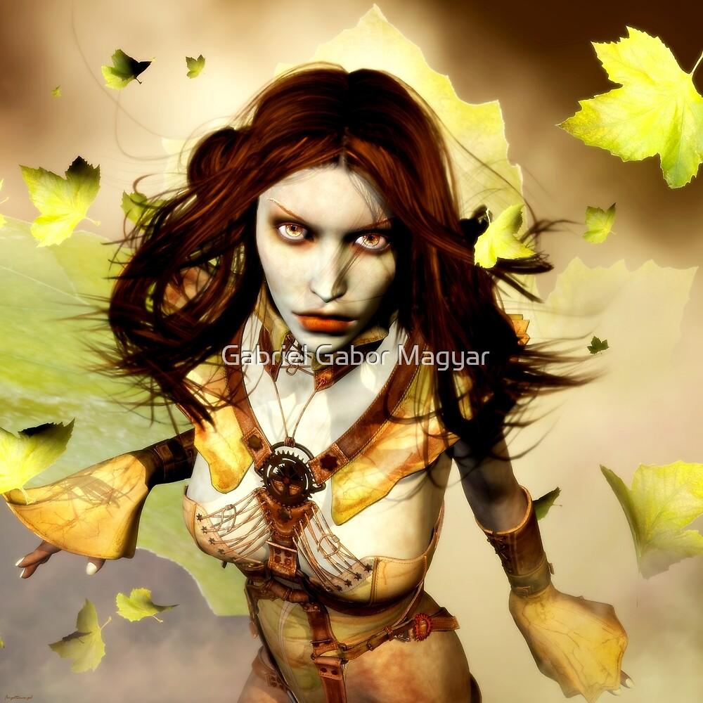 Freya by Gabriel Forgottenangel