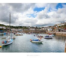 Mevagissey, Cornwall by Andrew Roland