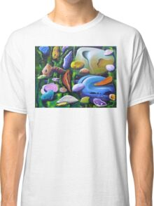 A world so strange I have to stay Classic T-Shirt