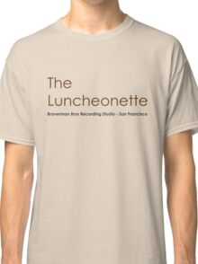The Luncheonette Classic T-Shirt