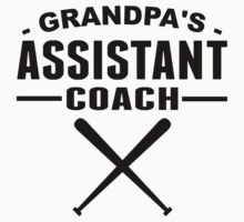 Grandpa's Assistant Softball Coach by ReallyAwesome
