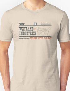 Weyland Industries 1870 Unisex T-Shirt