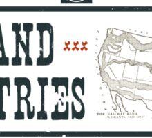 Weyland Industries 1870 Sticker