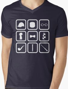 British Fandoms Mens V-Neck T-Shirt