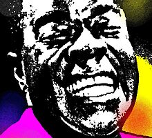 LOUIS ARMSTRONG by OTIS PORRITT