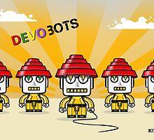 Devo Bots 005 by RemoCamerota