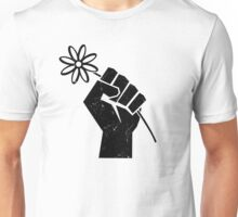 Flower Fist Unisex T-Shirt