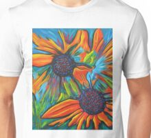 Daisy chain reaction Unisex T-Shirt
