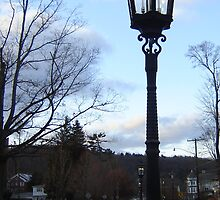Lamp post by Penny Rinker