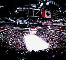 Washington Capitals Verizon Center by senikai