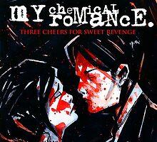 MY CHEMICAL ROMANCE REVENGE by tour2016