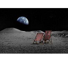 Earthrise Photographic Print