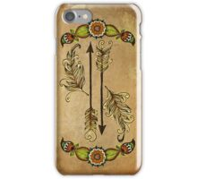 Home Sweet Bohemia iPhone Case/Skin