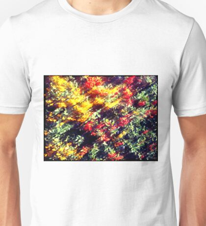 Pieces of Autumn #3 Unisex T-Shirt