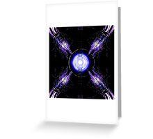 Ouija Greeting Card