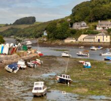Looe Estuary, Cornwall Sticker