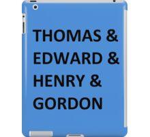 Thomas The Tank Engine iPad Case/Skin